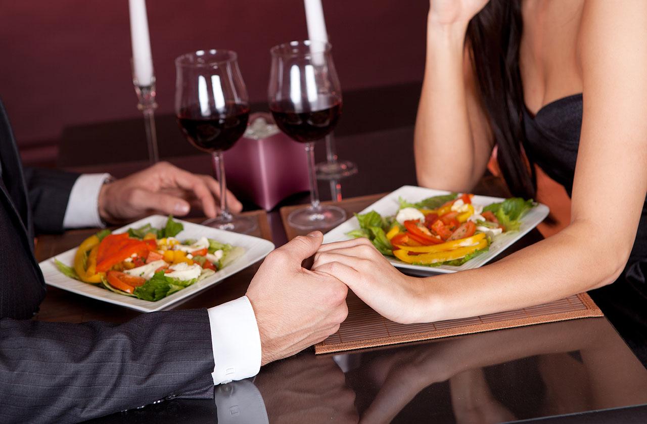 Romantic Meals Glasgow