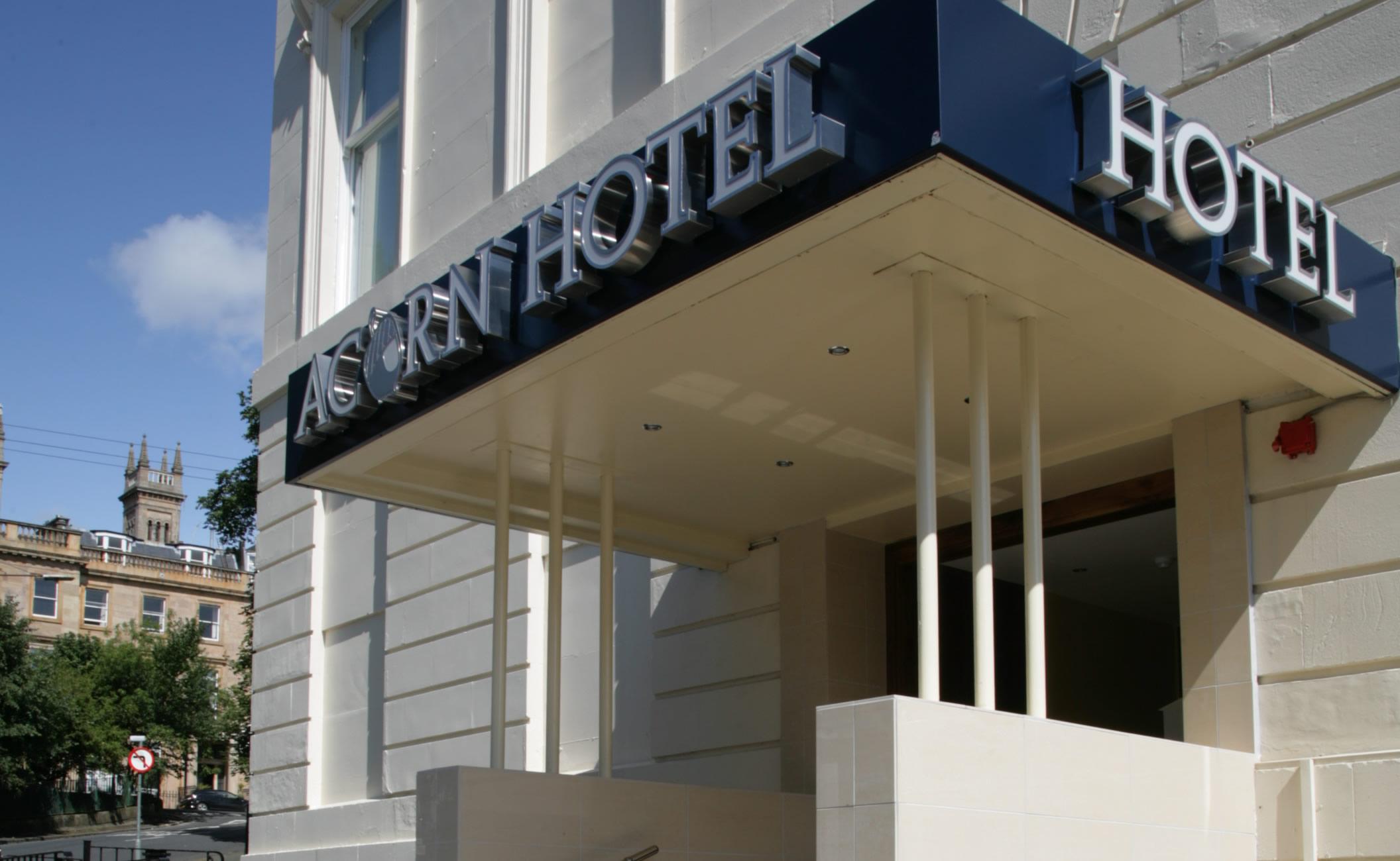 Acorn Hotel Exterior